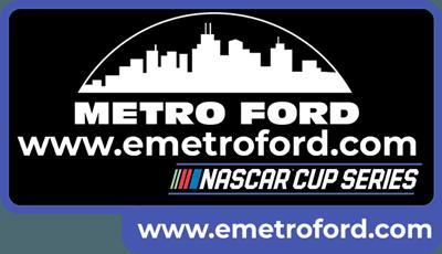 Nascar Metro Ford Chicago Cup Logo