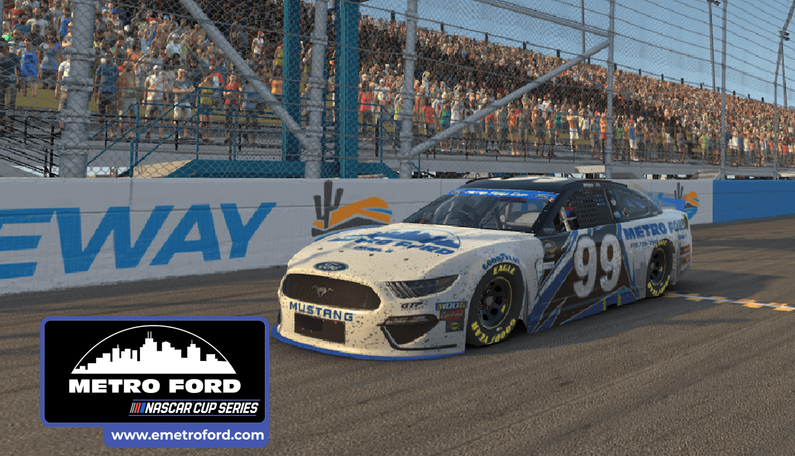 Nascar Metro Ford Cup Schedule