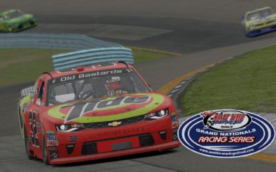 Seat Time American Racing School Grand National Series