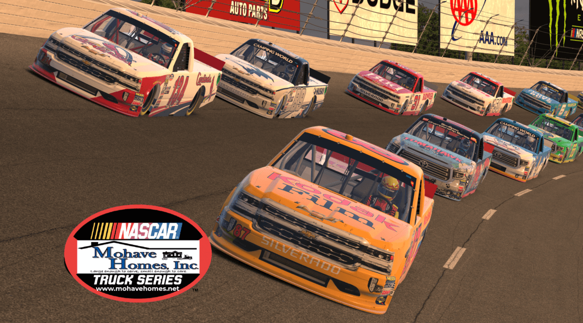 Mohave Homes Truck Series Schedule
