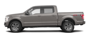 2019 Ford F-150 Lariat Stock # 9071, 1FTEW1E54KFA39768, 5.0L V8 Ti-VCT engine, 10-Speed, 22, Stone Gray Metallic exterior