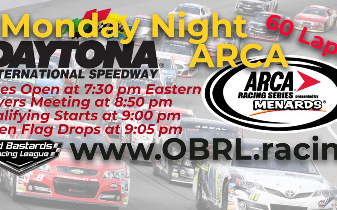 🏁 WINNER: Ken Schulz #91! Week #6 ARCA iRacing National Series Race Daytona Int'l Speedway