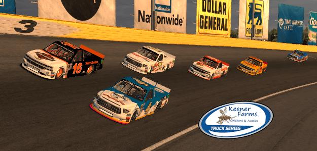 Charlotte race