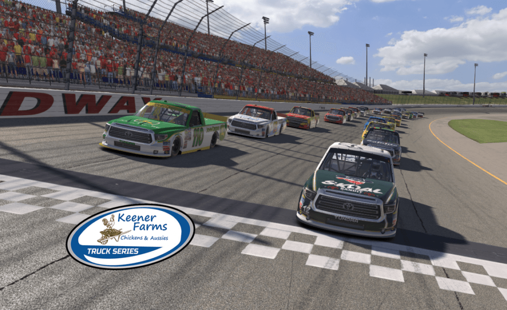 Race 4 Oct 3, 2018 - OBRL Keener Farms Truck Series at Iowa Speedway
