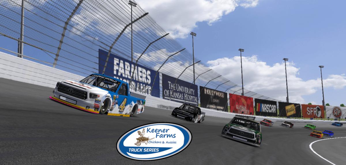 Kansas Speedway Race