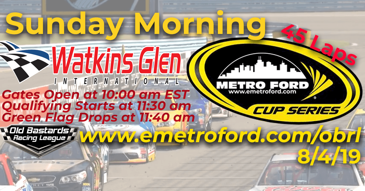 Metro Ford Chicago Cup Race at Watkins Glen International