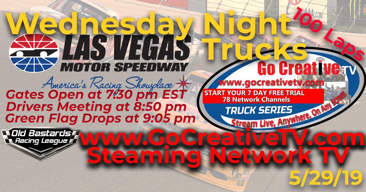 This Weeks Race: Las Vegas Motor Speedway