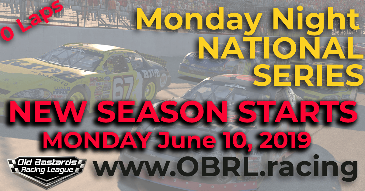 Week #13 OFF WEEK Hemp Shack National Series – New Season Starts – 6/10/19 Monday Nights FacebookTwitterInstagramRSSHemp Shack National Series �