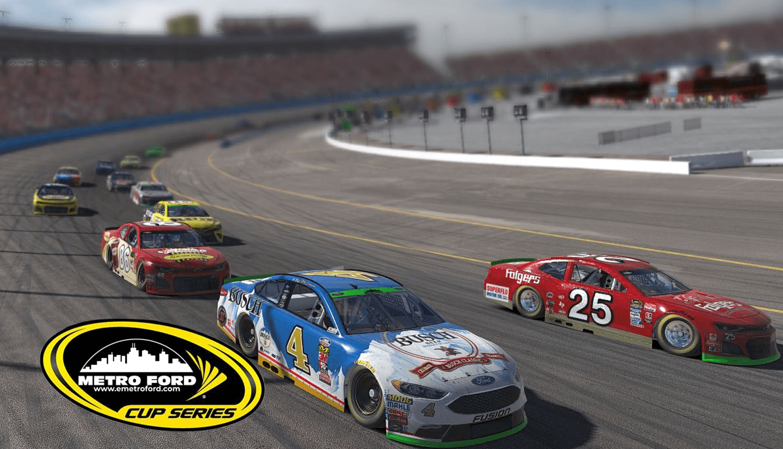 Nascar Metro Ford Cup Senior Tour Schedule