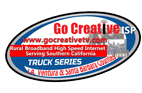 Nascar Go Creative Wireless ISP Truck Series
