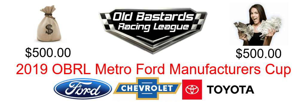 Metro Ford Manufactures Cup