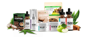 Hemp Shack CBD Oil Products